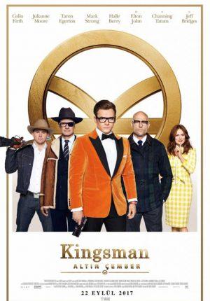 Kingsman: Altın Çember