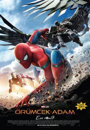 Örümcek Adam: Eve Dönüş