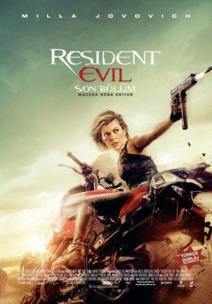 Resident Evil: Son Bölüm-Ölümcül Deney 6