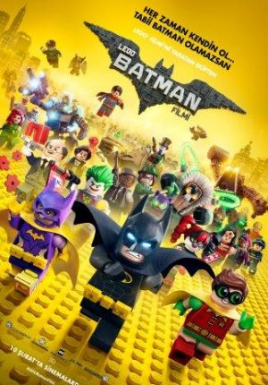 Lego Batman Filmi (The Lego Batman Movie)
