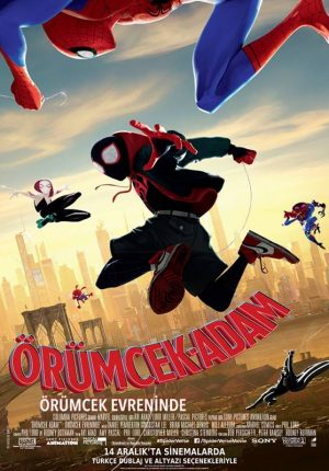 Örümcek-Adam: Örümcek Evreninde